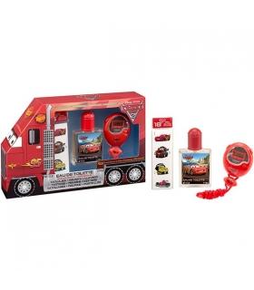 ست ادو تویلت کودک ایروال کارز Air-Val Cars Eau De Toilette Gift Set For Children