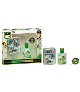 ست ادو تویلت کودک ایروال بن تن Air-Val Ben10 Eau De Toilette Gift Set For Children