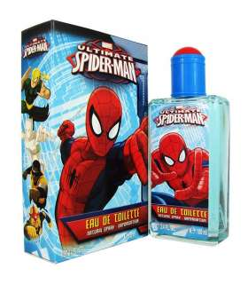 ادوتویلت کودک ایروال اسپایدرمن Air-Val Spiderman Eau De Toilette For Children