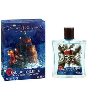 ادوتویلت کودک ایروال پیراتس Air-Val Pirates of The Caribbean Eau De Toilette For Children