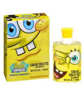 ادوتویلت کودک ایروال اسپانگ باب Air-Val Sponge Bob Eau De Toilette For Children