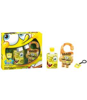 ست ادو تویلت کودک ایروال اسپانگ باب Air-Val Sponge Bob Eau De Toilette Gift Set For Children