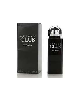 ادکلن زنانه آزارو کلاب Azzaro Club For women Eau De Toilette For Women 75ml