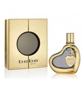 عطروادکلن زنانه ببه گلد Bebe Gold For Women 100ML