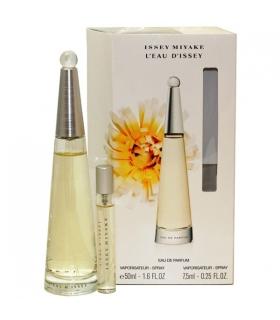 ست ادکلن زنانه ایسی میاکی لئو دی ایسی رفیلیبل Issey Miyake L-eau D-issey Refilable Eau De Parfum Gift Set For Women