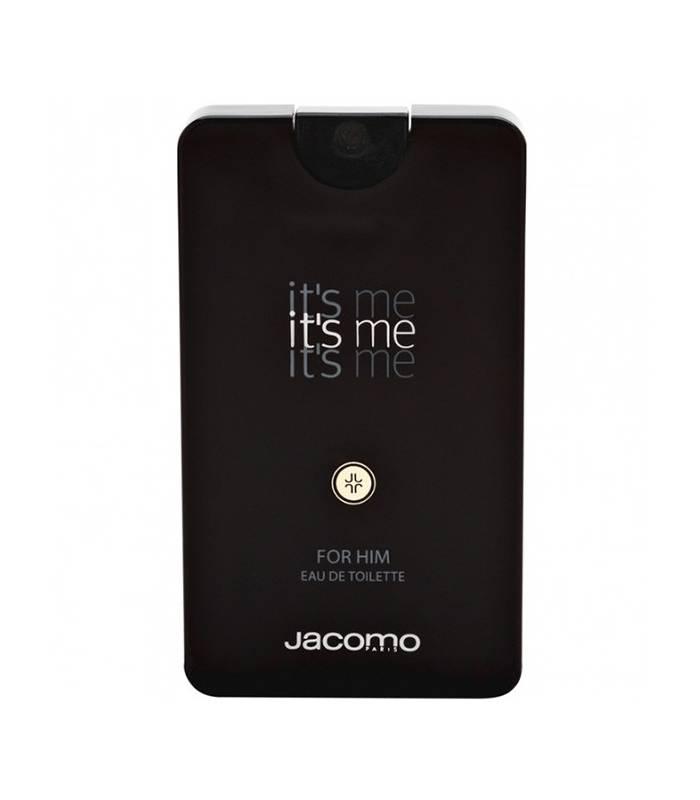 ادو تويلت مردانه جاکومو Its Me For Him حجم 50ml | Jacomo Its Me For Him Eau De Toilette For Men 50ml