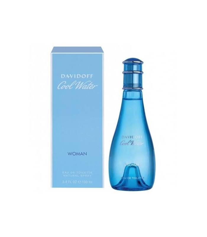 عطر زنانه کول واتر Davidoff Cool Water