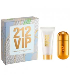 ست ادکلن زنانه کارولینا هررا وی آی پی 212 Carolina Herrera 212 VIP Eau De Parfum Gift Set For Women