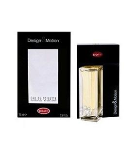 ادکلن مردانه بوگاتی دیزاین اند موشن Bugatti Design & Motion 125 ML