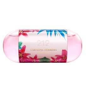 ادکلن زنانه کارولیناهررا212 سورف لیمیتد ادیشن Carolina Herrera 212 Surf Limited Edition Eau De Toilette For Women