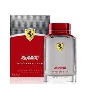 ادکلن مردانه فراری اسکودریا کلوب Ferrari Scuderia Club Eau De Toilette For Men