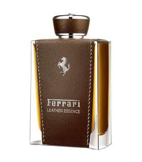 ادکلن مردانه فراری لدراسنس Ferrari Leather Essence Eau De Parfum For Men