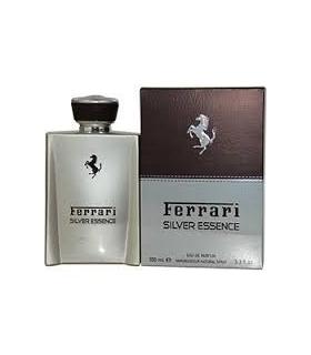 ادکلن مردانه فراری سیلوراسنس Ferrari Silver Essence Eau De Parfum For Men