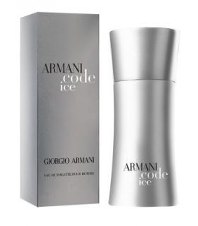 ادکلن مردانه جورجیو آرمانی کدآیس Giorgio Armani Code Ice Eau De Toilette For men