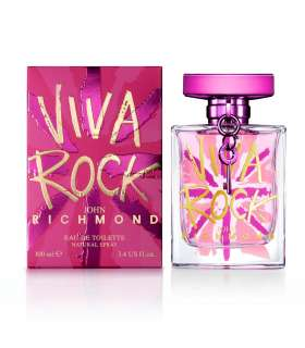 عطر زنانه جان ریچموند ویوا راک John Richmond Viva Rock For Women
