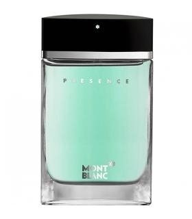 عطرمردانه مونت بلانس پریسنس Mont Blanc Presence Eau De Toilette For Men