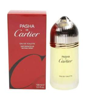 عطر مردانه کارتیر پاشا Cartier Pasha For Men