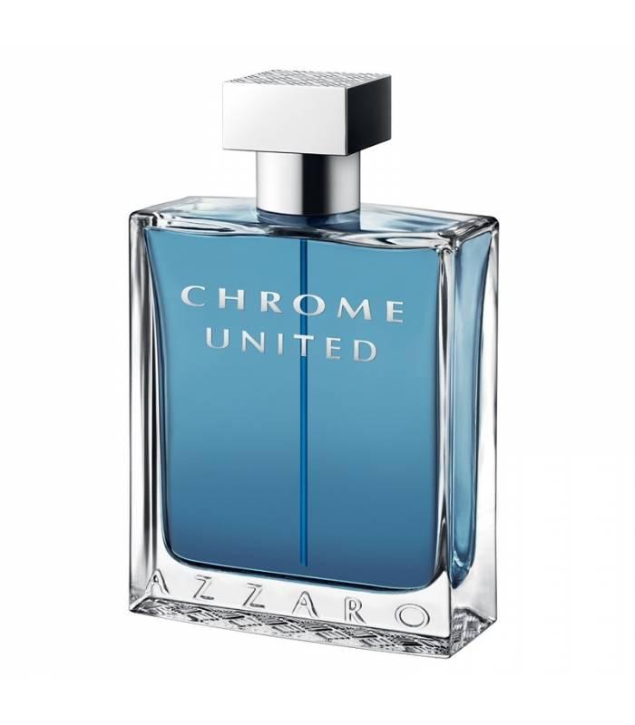 عطر مردانه آزارو کروم یونایتد Azzaro Chrome United