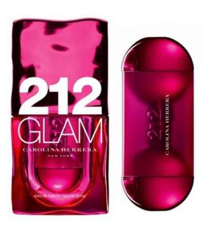 عطر زنانه کارولینا هررا گلم 212 Carolina Herrera glam