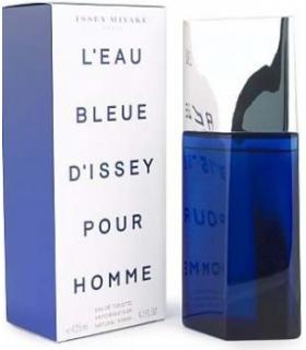 عطر ادکلن مردانه ایسی میاکه بلو-آبی Issey Miyake L'Eau Bleue d'Issey Pour Homme EDT for men