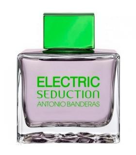 عطر مردانه آنتونیو باندراس الکتریک سداکشن این بلک Antonio Banderas Electric Seduction In Black