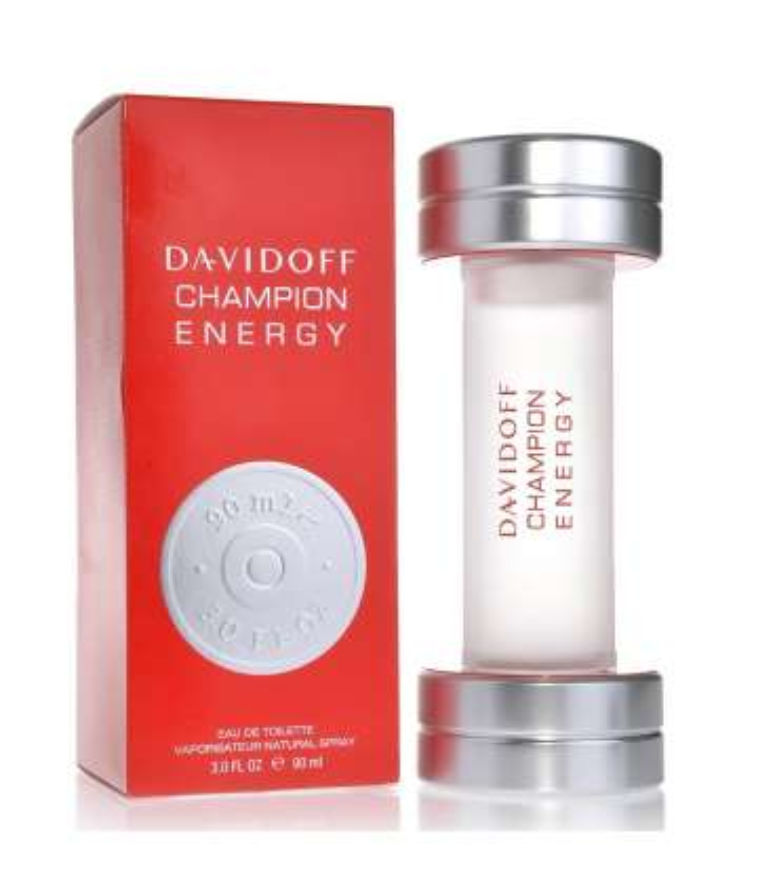 عطر مردانه دیویدف چمپیون انرژی Davidoff Champion Energy