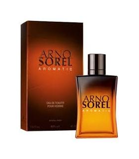 عطر مردانه آرنو سورل آروماتیک Arno Sorel Aromatic Eau De Toilette For Men