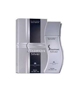 عطرمردانه آرنو سورل شامن سیلور Arno Sorel Shaman Silver Eau De Toilette For Men