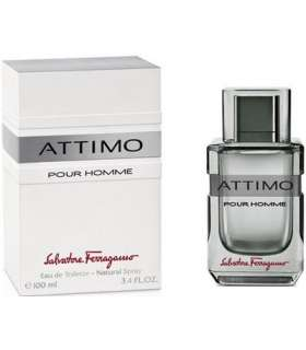 عطر مردانه سالواتور فراگامو آتیمو پور هوم Salvatore Ferragamo Attimo Pour Homme Eau De Toilette For Men