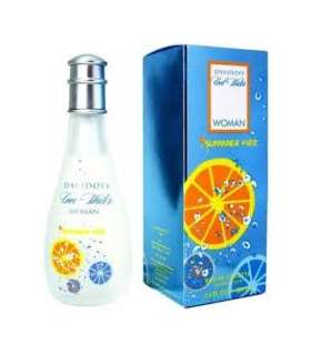 عطرزنانه دیویدوف کول واتر سامر فیز Cool Water Summer Fizz