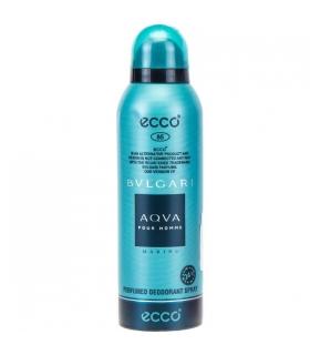 اسپری مردانه اکو بولگاری آکوا مارین Ecco Bvlgari Aqva Marine Spray For Men