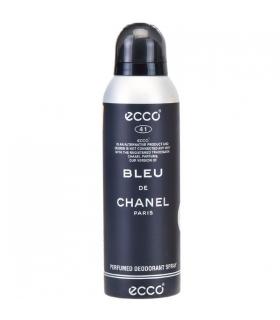 اسپری مردانه اکو بلو د چنل Ecco Bleu De Chanel Spray For Men