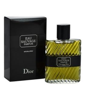 عطر مردانه ادو ساج پرفیوم Christian Dior eau sauvage parfum