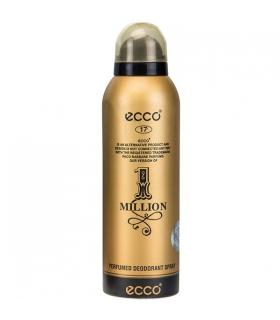 اسپری مردانه اکو پاکو رابان وان میلیون Ecco Pacco Rabbane 1 Million Spray For Men