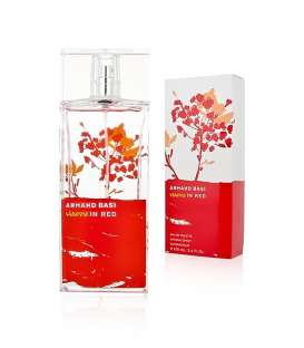 عطر زنانه هپی این رد آرماند باسی Happy in Red Armand Basi for women