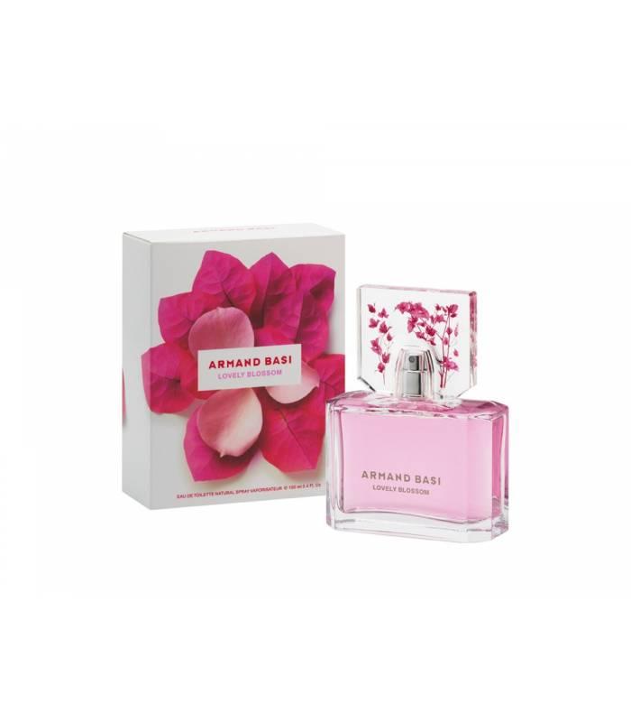 عطر زنانه لاولی بلوسوم آرماند باسی Lovely Blossom Armand Basi for women