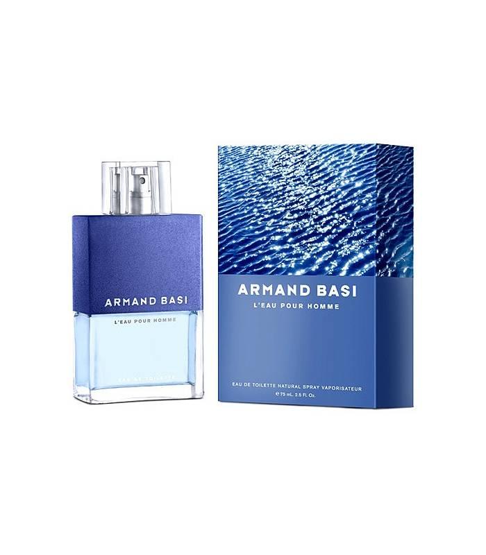 عطر مردانه ال ادو پور هوم آرماند باسی LEau Pour Homme Armand Basi for men