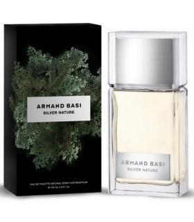 عطر مردانه سیلور نیچر آرماند باسی Silver Nature Armand Basi for men