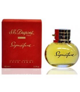 عطر زنانه سیگنچر اس تی دوپونت Signature S.T. Dupont for women