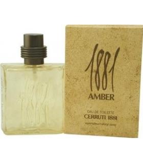 عطر مردانه سروتی 1881 آمبر پورهوم Cerruti 1881 Amber for men EDT