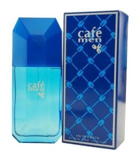 عطر مردانه کافه من کافه پرفیوم Cafe Men Cafe Parfums for men