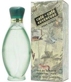 عطر مردانه کافه ادونچر کافه پرفیوم Cafe-Cafe Adventure Cafe Parfums for men