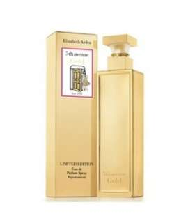 عطر زنانه فیفت آونیو گلد الیزابت آردن 5th Avenue Gold Elizabeth Arden for women