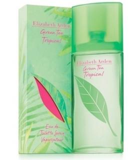 عطر زنانه گرین تی تروپیکال الیزابت آردن Green Tea Tropical Elizabeth Arden for women