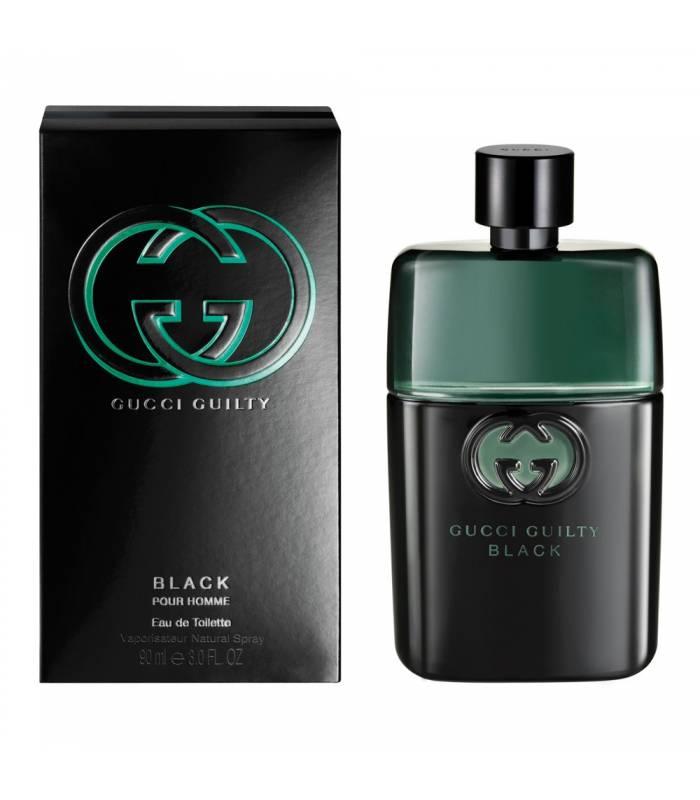 عطر زنانه گوچی گیلتی بلک Gucci Guilty Black Pour Homme