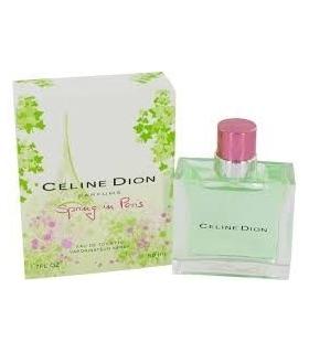 عطر زنانه سلین دیون اسپیرینگ این پاریس Celine Dion Spring in Paris