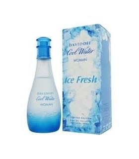 عطر زنانه دیویدوف کول واتر آیس فرش Davidoff Cool Water Ice Fresh