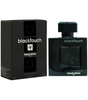 عطر مردانه فرانک الیور بلک تاچ Franck Olivier Black Touch