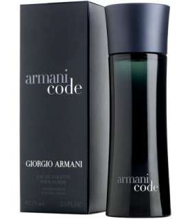 عطر مردانه جورجیو آرمانی کد Armani Code