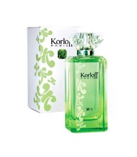 عطر زنانه کارلوف سبز پاریس نامبر وان Korloff Paris KN I Green for woman